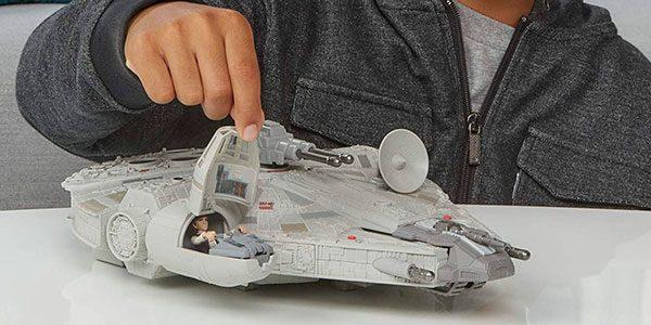 Halco%CC%81n Milenario Star Wars Mission Fleet barato SuperChollos