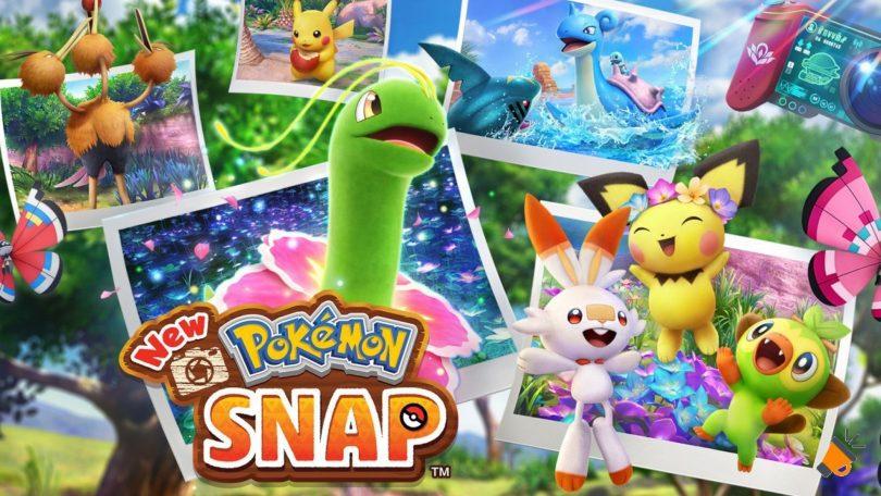 oferta new pokemon snap barato SuperChollos