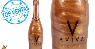 oferta Vino espumoso Aviva Pink Gold barato SuperChollos