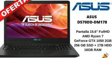 oferta ASUS D570DD DM178 barato SuperChollos