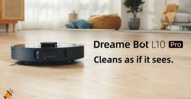 oferta Dreame Bot L10 Pro barato SuperChollos