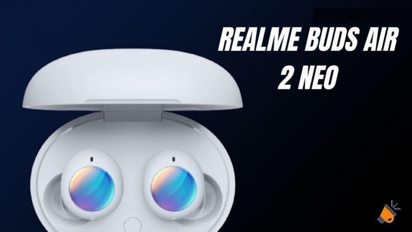 oferta Realme Buds Air 2 Neo baratos SuperChollos