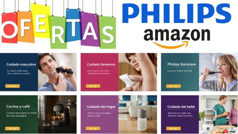 amazon ofertas philips SuperChollos