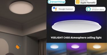 oferta Yeelight Arwen Smart barato SuperChollos