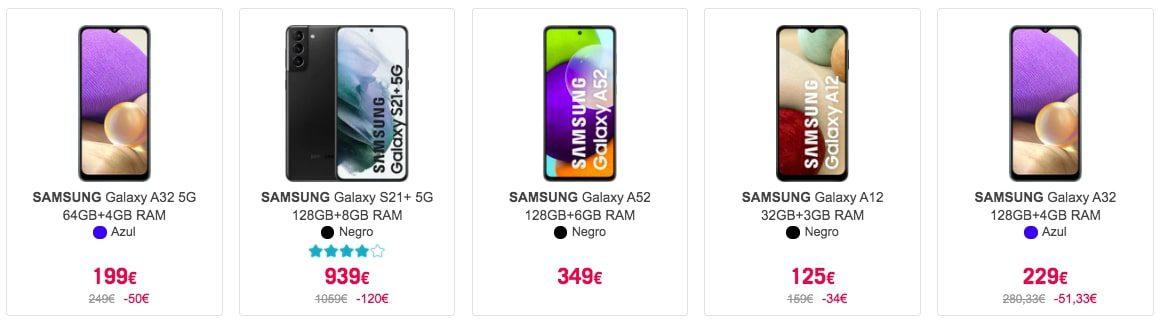 Mejores ofertas Samsung Fest3 SuperChollos