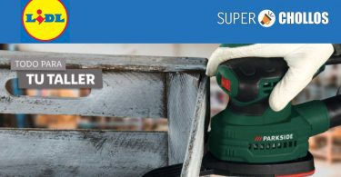 ofertas lidl bricolaje SuperChollos
