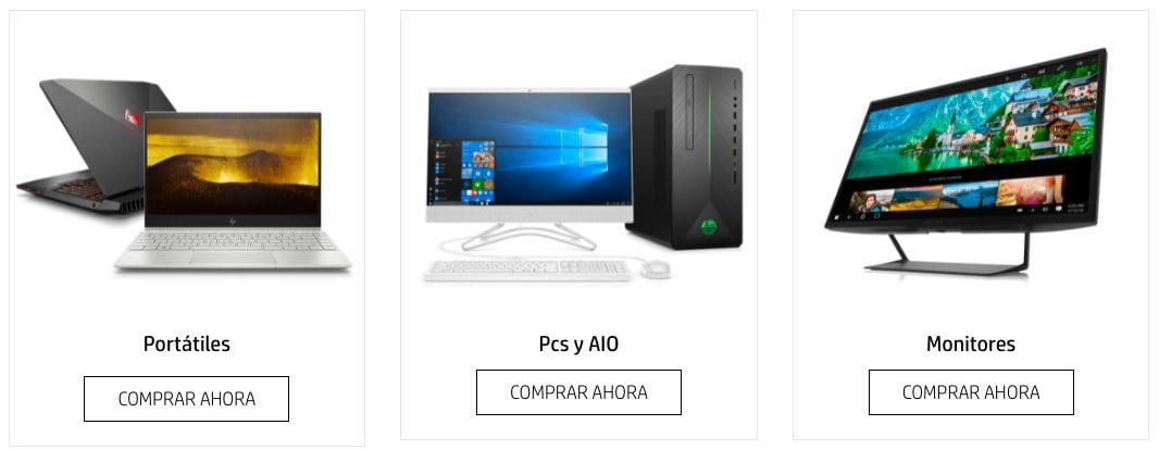 Ofertas destacadas HP Store4 SuperChollos