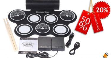 oferta Bateri%CC%81a electro%CC%81nica Amoon barata SuperChollos