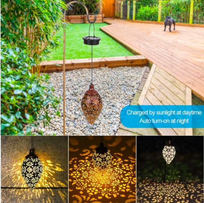 Farol LED solar barato SuperChollos
