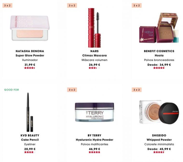 Maquillaje barato en Sephora3 SuperChollos