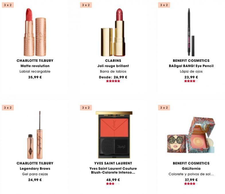 Maquillaje barato en Sephora2 SuperChollos