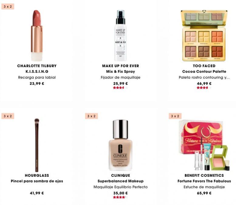 Maquillaje barato en Sephora1 SuperChollos