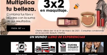 ofertas maquillaje sephora SuperChollos