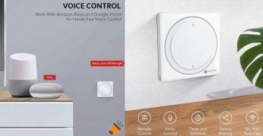 oferta interruptor inteligente teckin barato SuperChollos