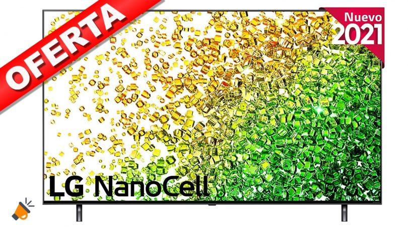 oferta LG NanoCell 50NANO85 barata SuperChollos