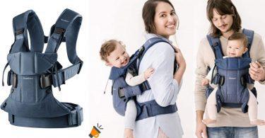 oferta BabyBjo%CC%88rn One Mochila bebe barata SuperChollos