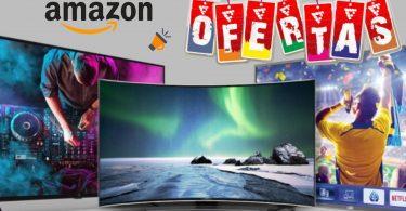 ofertas amazon smart tv baratas SuperChollos