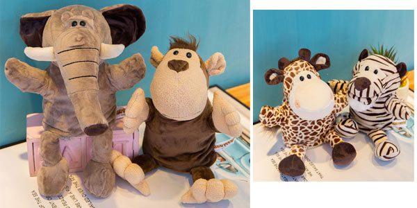 Marionetas de mano SmilingToys baratas SuperChollos
