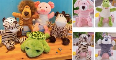 OFERTA marionetas animales SmilingToys baratas SuperChollos
