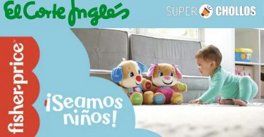ofertas fisher price corte ingles SuperChollos