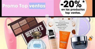 sephora ofertas top ventas SuperChollos