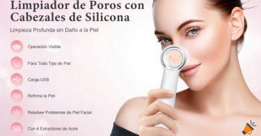 oferta Limpiador facial Maxcio barato SuperChollos