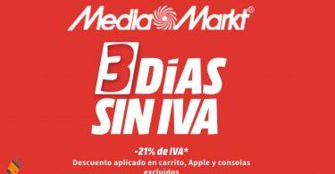 ofertas dias sin iva mediamarkt SuperChollos