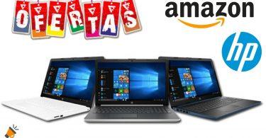 oferta portatiles HP baratos SuperChollos