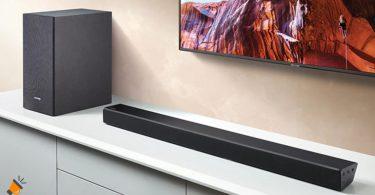 oferta Barra de sonido Samsung HW R530 barata SuperChollos