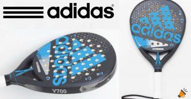 oferta adidas V700 pala padel barata SuperChollos
