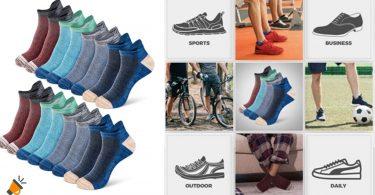 oferta calcetines tobilleros newdora baratos SuperChollos