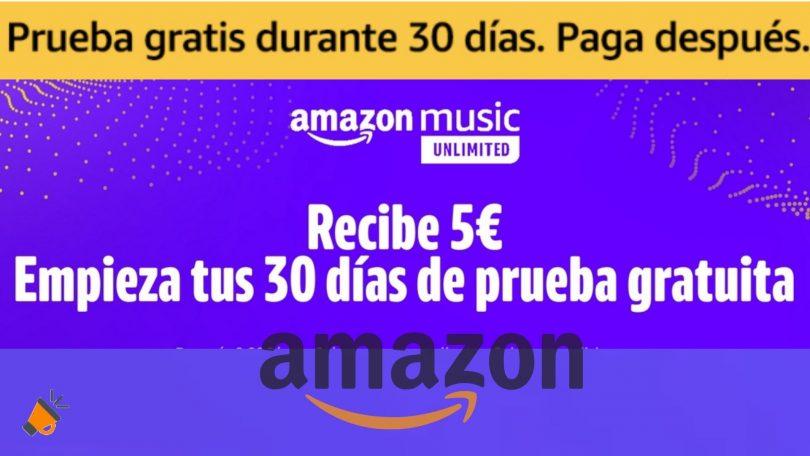 Amazon Music Unlimited SuperChollos