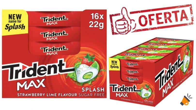 oferta Trident Max Splashbarato SuperChollos