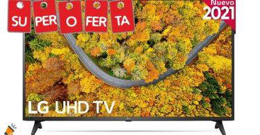 oferta LG 55UP7500LF barata SuperChollos