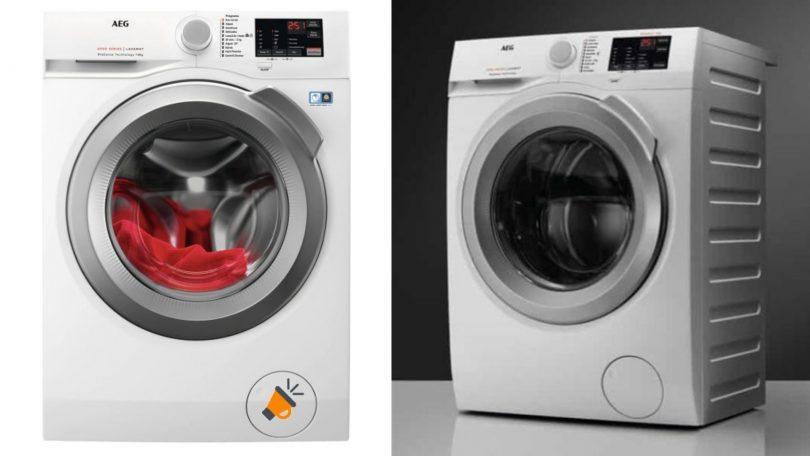 oferta lavadora AEG L6FBI828 barata SuperChollos