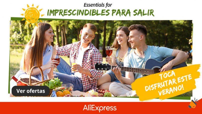 ofertas imprescindibles aliexpress SuperChollos