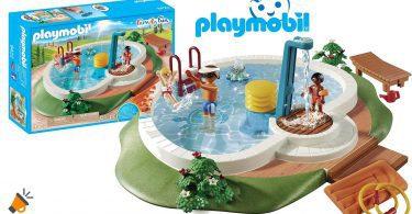 oferta playmobil piscina family fun barata SuperChollos