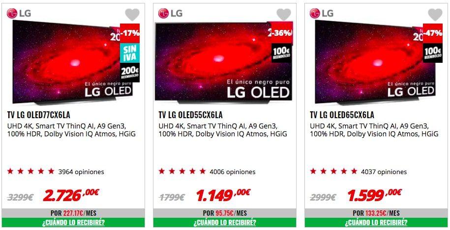 televisiones LG SuperChollos