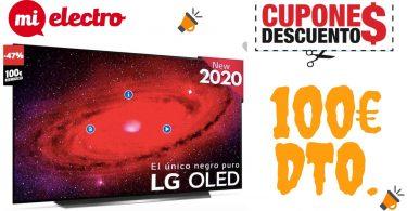 cupon mielectro smart tv SuperChollos