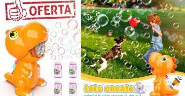 oferta baztoy maquina burbujas barata SuperChollos
