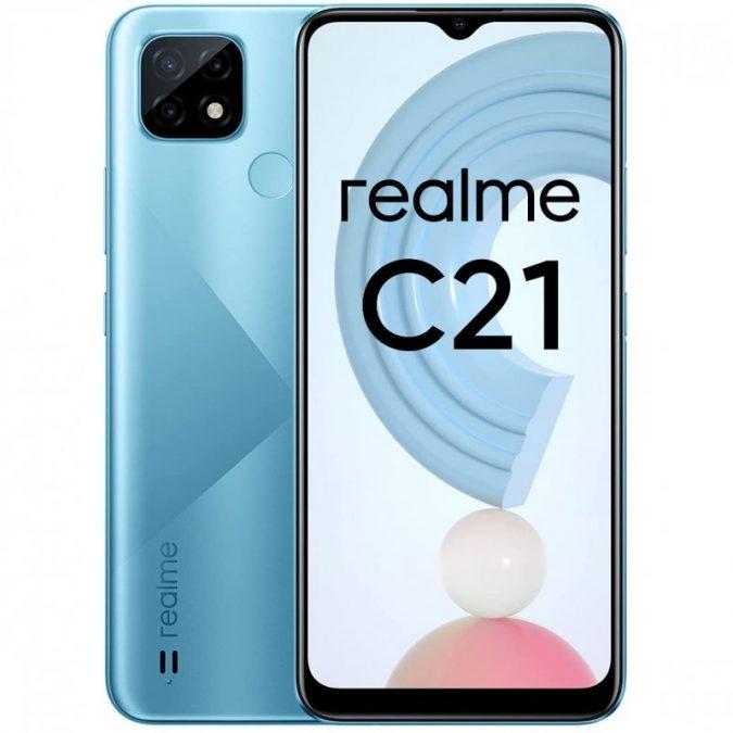 Realme C21 SuperChollos