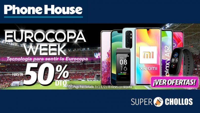 ofertas Phone House Eurocopa Week SuperChollos