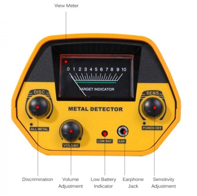 Detector de metales GTX5030 barato SuperChollos