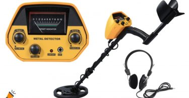 oferta Detector de metales GTX5030 barato SuperChollos