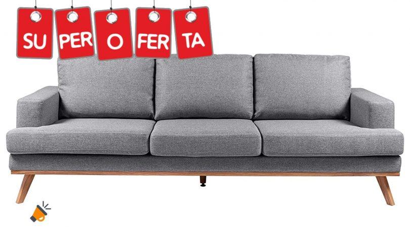 oferta sofa amazon Movian Rotsee barato SuperChollos