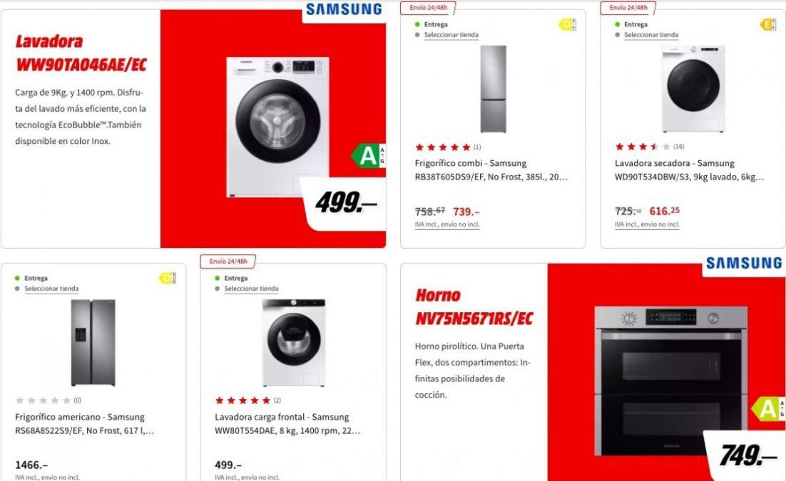 Samsung Days de Media Markt3 scaled SuperChollos