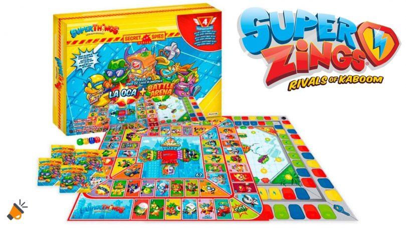 oferta Juego de la Oca superthing barato SuperChollos