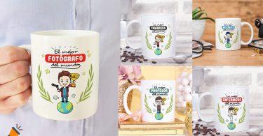 oferta mugffins tazas profesiones baratas SuperChollos