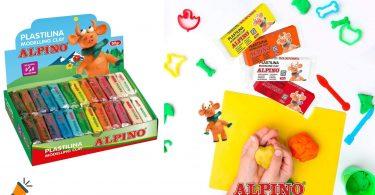 oferta alpino plastilina barata SuperChollos