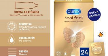 oferta Durex Real Feel baratos SuperChollos